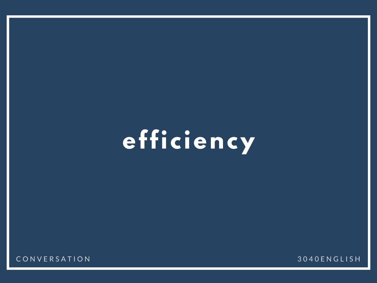 「効率を上げる」の英語表現【英会話用例文あり】