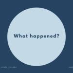 What happened? の意味と簡単な使い方【例文あり】