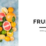 果物の英単語54種類・英語表現一覧【音声・例文あり】
