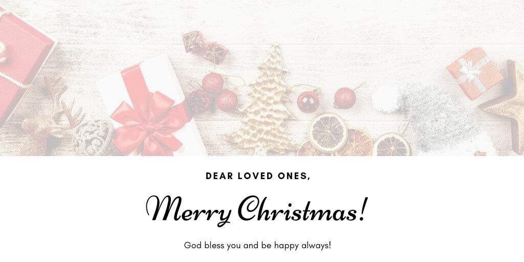 クリスマスの英会話・英語表現5選【簡単・今すぐ使える!】