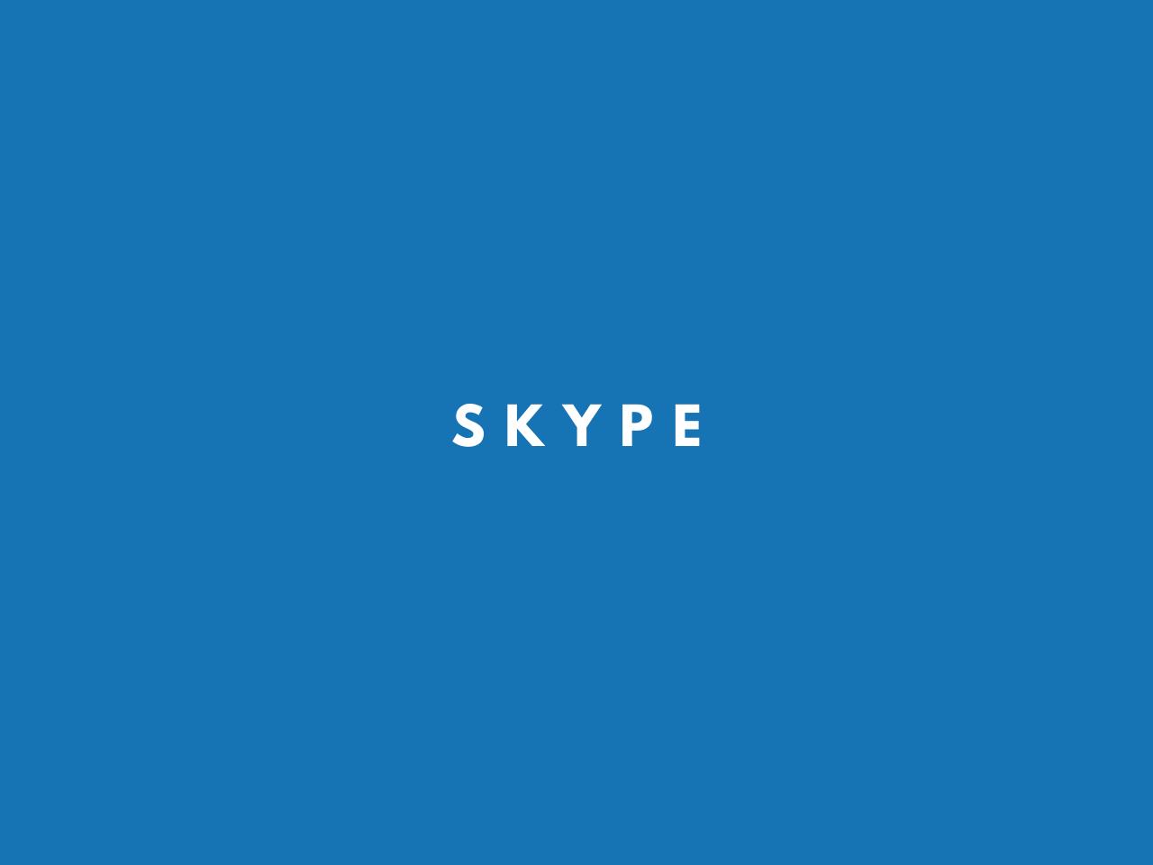Skype「スカイプ」の会員登録方法【簡単5ステップ】