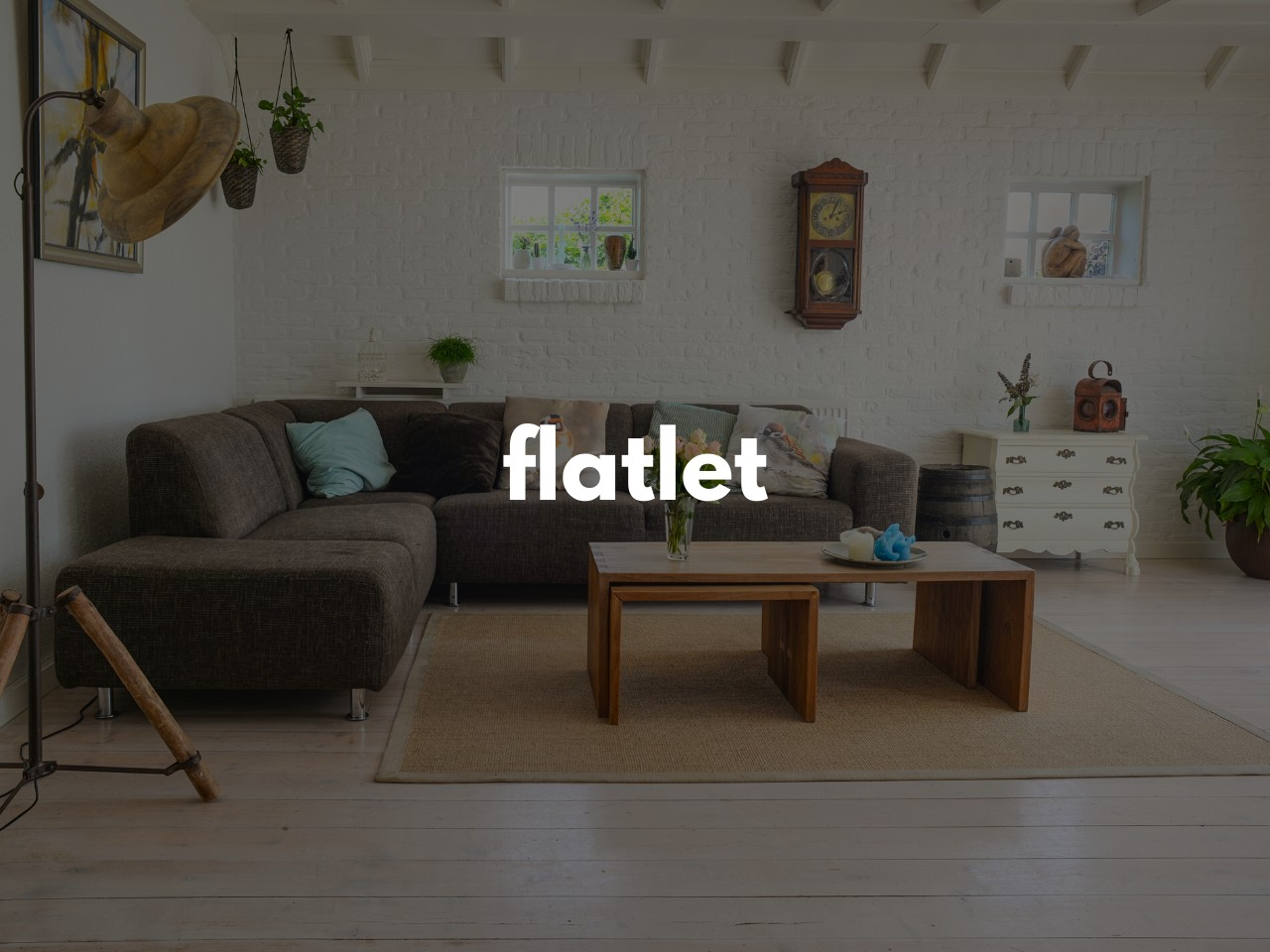 flatlet : 小さい共同住宅
