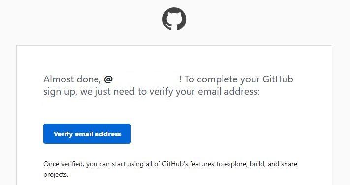 GitHub 登録時の英語表現