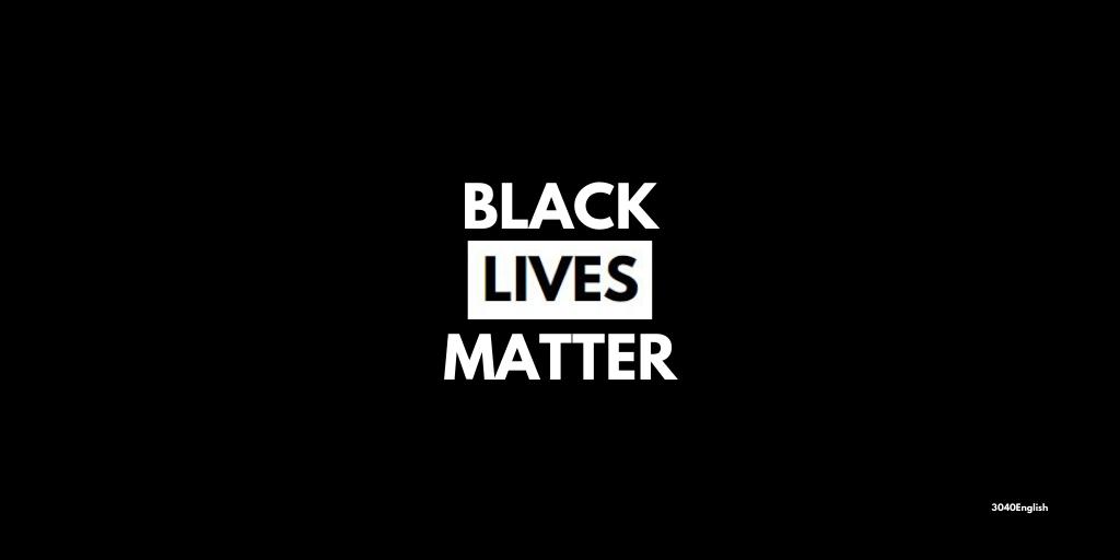 Black lives matter の意味は?