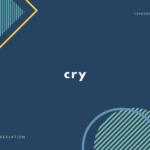 「泣く」「涙を流す」の英語表現7選【英会話用例文あり】