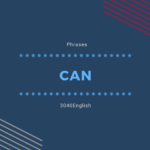 can を使う英語表現8パターン【英会話用例文あり】