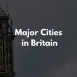 イギリスの州・地域と主な都市・街の単語・英語表現【スペル・発音用音声あり】