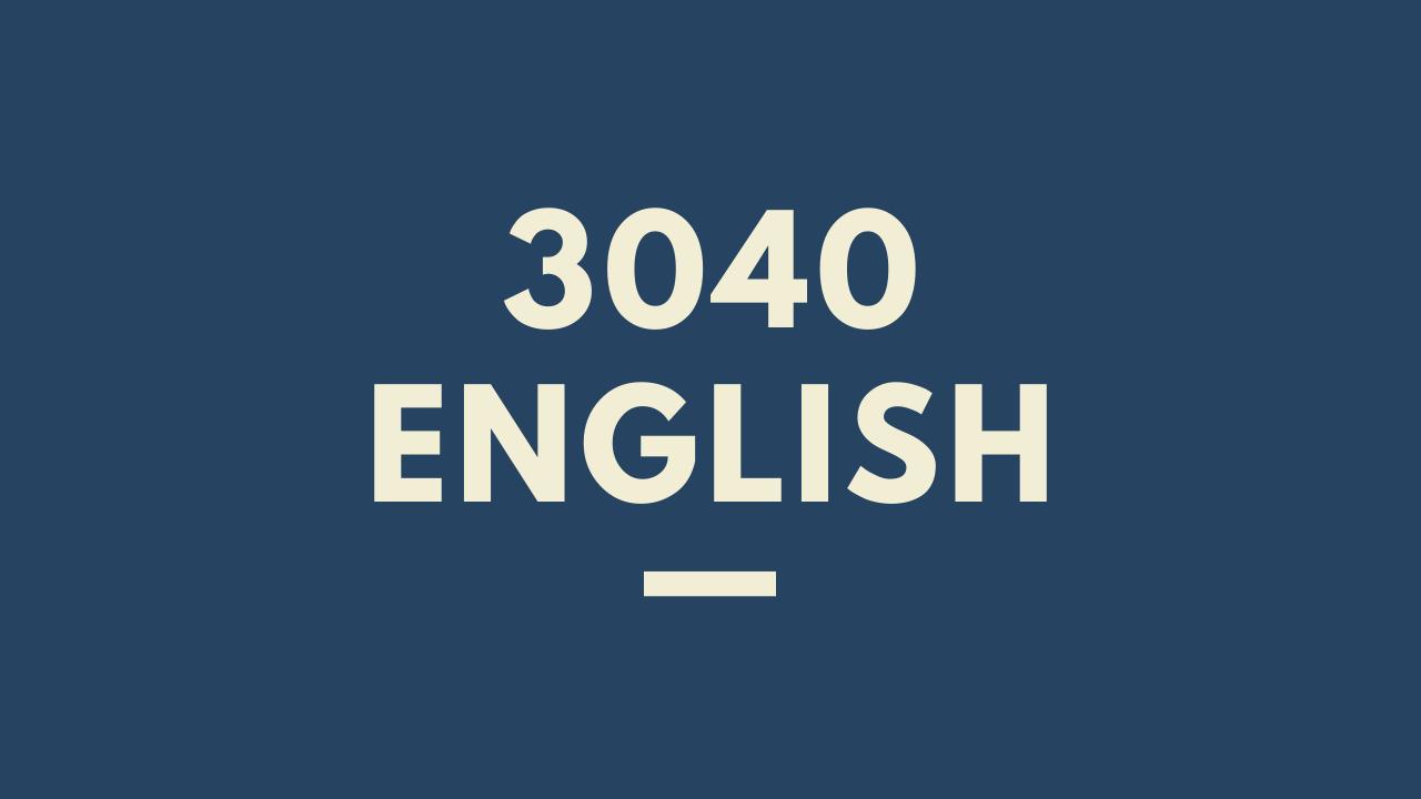 3040English アプリ