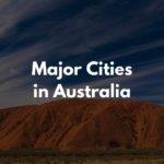 オーストラリアの全州と主な都市・街の英語表現【スペル・音声あり】