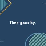 「時間がたつ」「時間が経過する」の英語表現3選【英会話用例文あり】